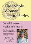 Whole Woman Lectures 1 and 2 bundle Videos