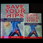 Save Your Hips  Book/DVD